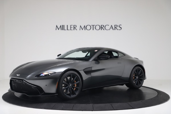 New 2020 Aston Martin Vantage Coupe for sale Sold at Pagani of Greenwich in Greenwich CT 06830 1