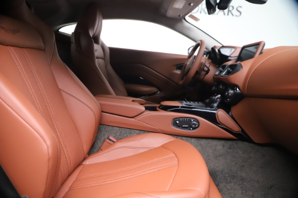 New 2020 Aston Martin Vantage Coupe for sale Sold at Pagani of Greenwich in Greenwich CT 06830 18