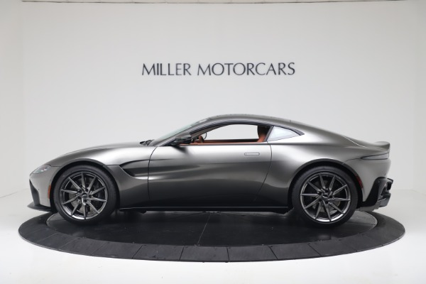 New 2020 Aston Martin Vantage Coupe for sale Sold at Pagani of Greenwich in Greenwich CT 06830 4