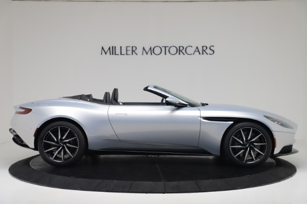 New 2020 Aston Martin DB11 V8 for sale Sold at Pagani of Greenwich in Greenwich CT 06830 10