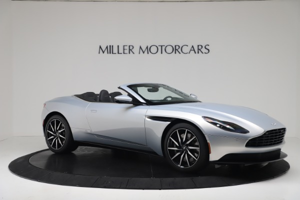 New 2020 Aston Martin DB11 V8 for sale Sold at Pagani of Greenwich in Greenwich CT 06830 11