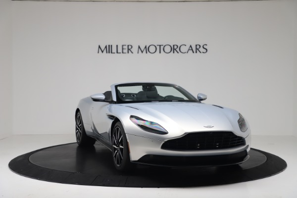 New 2020 Aston Martin DB11 V8 for sale Sold at Pagani of Greenwich in Greenwich CT 06830 12