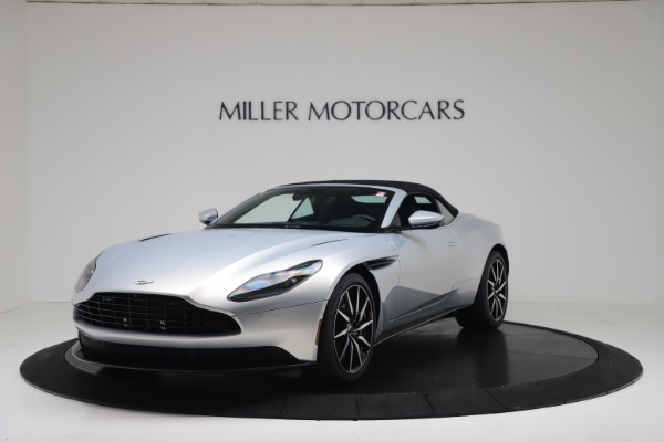 New 2020 Aston Martin DB11 V8 for sale Sold at Pagani of Greenwich in Greenwich CT 06830 13