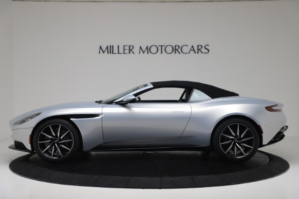 New 2020 Aston Martin DB11 V8 for sale Sold at Pagani of Greenwich in Greenwich CT 06830 14