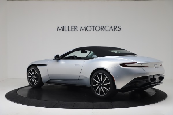 New 2020 Aston Martin DB11 V8 for sale Sold at Pagani of Greenwich in Greenwich CT 06830 15