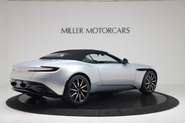 New 2020 Aston Martin DB11 V8 for sale Sold at Pagani of Greenwich in Greenwich CT 06830 16