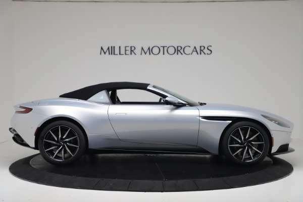 New 2020 Aston Martin DB11 V8 for sale Sold at Pagani of Greenwich in Greenwich CT 06830 17