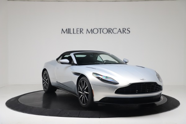 New 2020 Aston Martin DB11 V8 for sale Sold at Pagani of Greenwich in Greenwich CT 06830 18