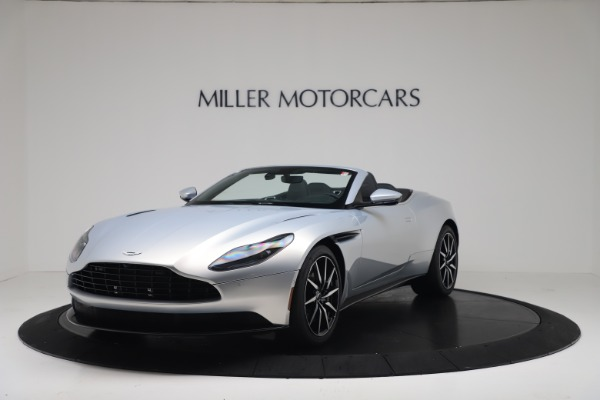 New 2020 Aston Martin DB11 V8 for sale Sold at Pagani of Greenwich in Greenwich CT 06830 3