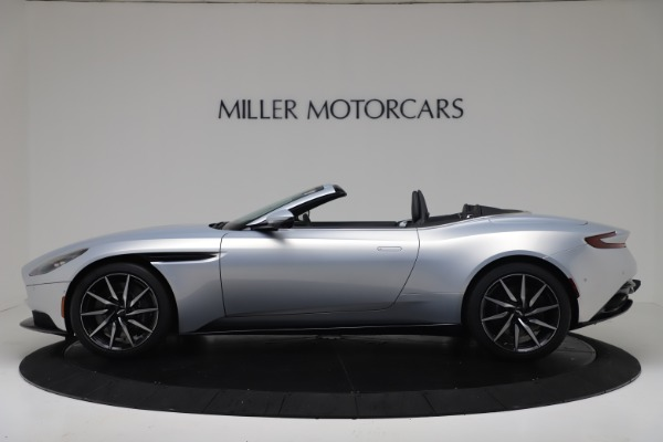 New 2020 Aston Martin DB11 V8 for sale Sold at Pagani of Greenwich in Greenwich CT 06830 4
