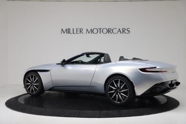New 2020 Aston Martin DB11 V8 for sale Sold at Pagani of Greenwich in Greenwich CT 06830 5