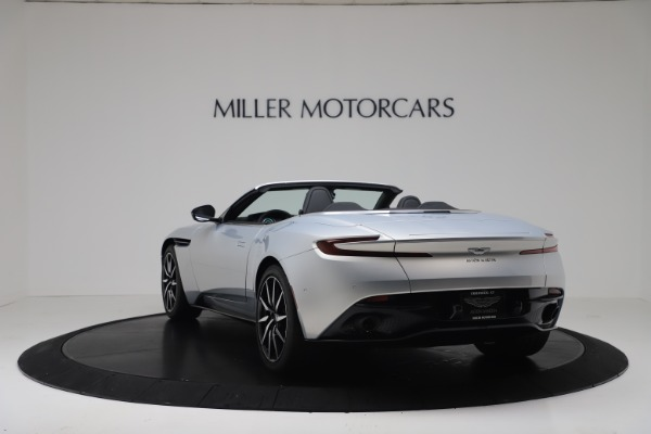 New 2020 Aston Martin DB11 V8 for sale Sold at Pagani of Greenwich in Greenwich CT 06830 6