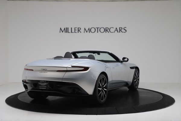 New 2020 Aston Martin DB11 V8 for sale Sold at Pagani of Greenwich in Greenwich CT 06830 8
