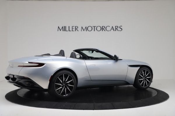 New 2020 Aston Martin DB11 V8 for sale Sold at Pagani of Greenwich in Greenwich CT 06830 9