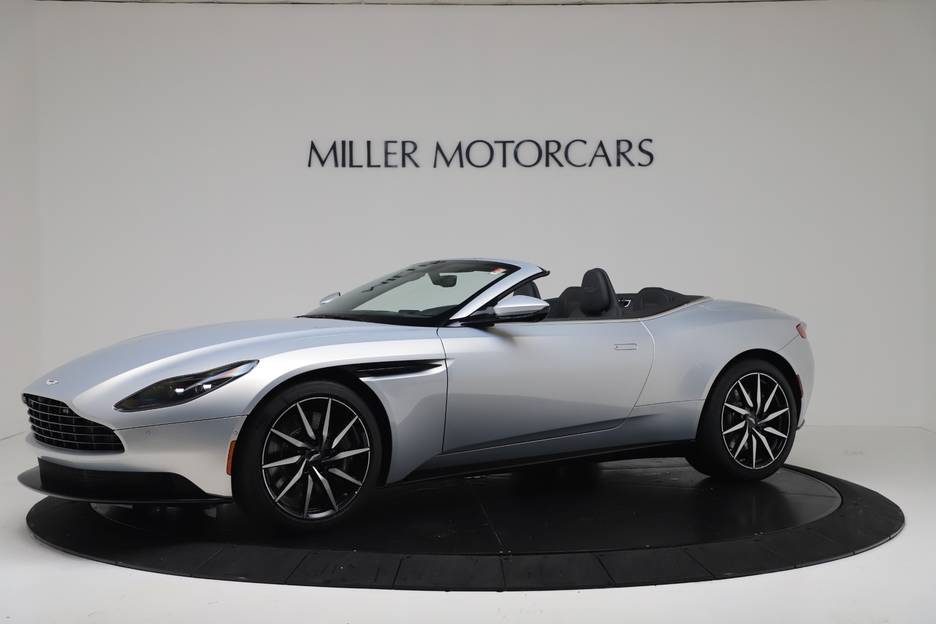 New 2020 Aston Martin DB11 V8 for sale Sold at Pagani of Greenwich in Greenwich CT 06830 1