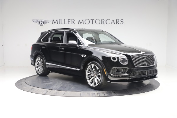 New 2020 Bentley Bentayga Speed for sale $259,495 at Pagani of Greenwich in Greenwich CT 06830 11