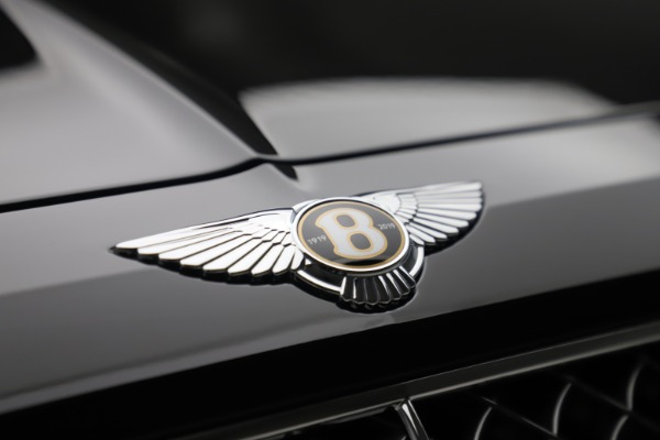 New 2020 Bentley Bentayga Speed for sale $259,495 at Pagani of Greenwich in Greenwich CT 06830 14