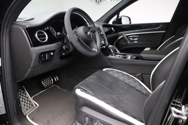 New 2020 Bentley Bentayga Speed for sale $259,495 at Pagani of Greenwich in Greenwich CT 06830 17