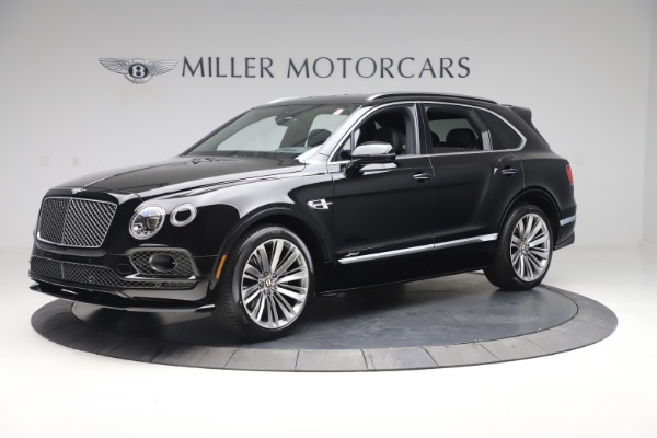 New 2020 Bentley Bentayga Speed for sale $259,495 at Pagani of Greenwich in Greenwich CT 06830 2