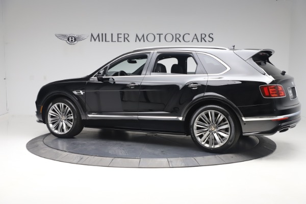 New 2020 Bentley Bentayga Speed for sale $259,495 at Pagani of Greenwich in Greenwich CT 06830 4