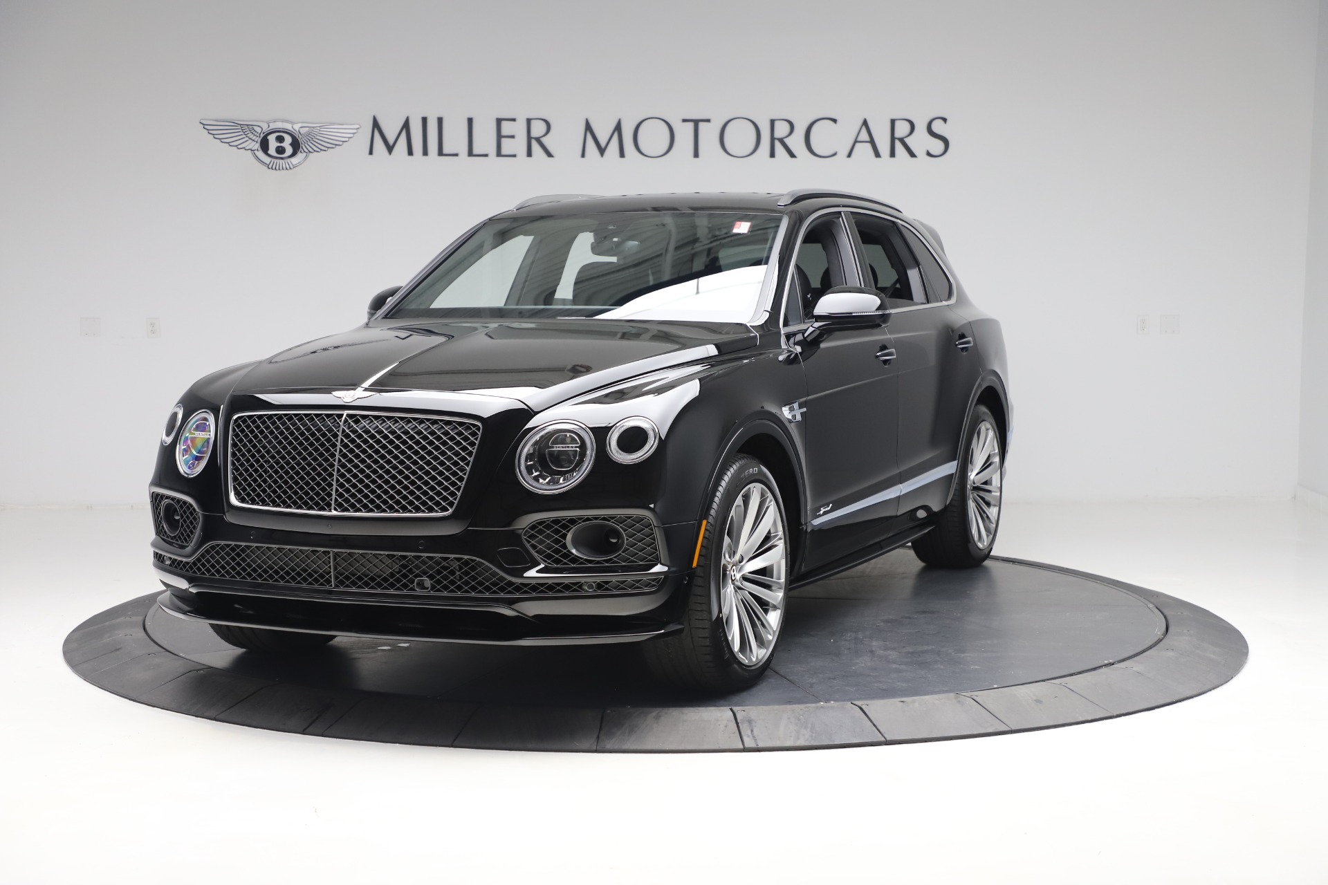 New 2020 Bentley Bentayga Speed for sale $259,495 at Pagani of Greenwich in Greenwich CT 06830 1
