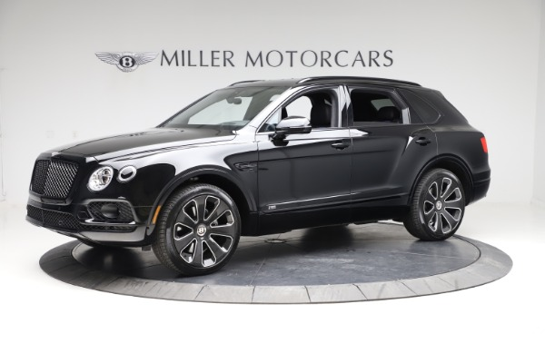 New 2020 Bentley Bentayga V8 Design Series for sale Sold at Pagani of Greenwich in Greenwich CT 06830 2
