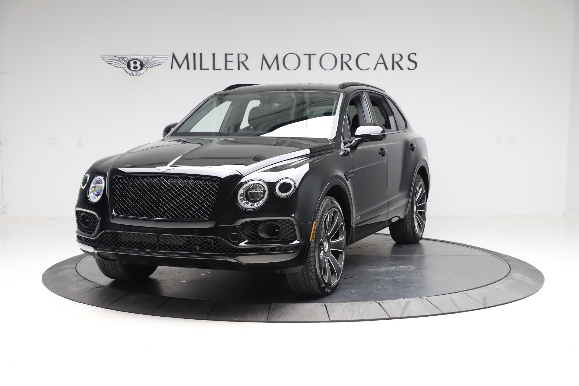 New 2020 Bentley Bentayga V8 Design Series for sale Sold at Pagani of Greenwich in Greenwich CT 06830 1