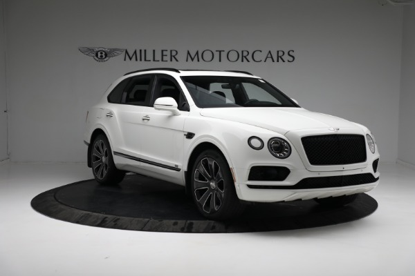 New 2020 Bentley Bentayga V8 Design Series for sale $216,860 at Pagani of Greenwich in Greenwich CT 06830 11