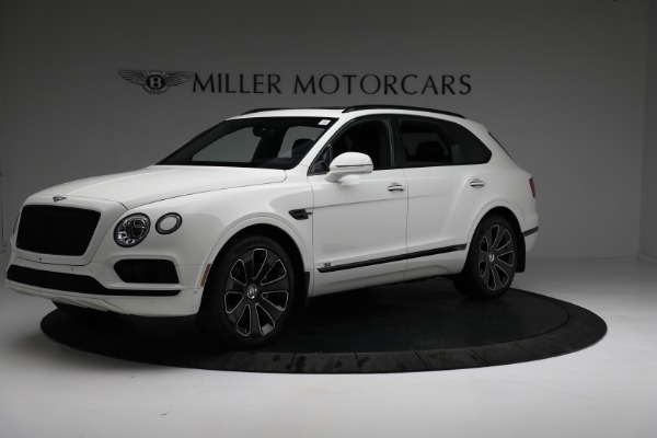 New 2020 Bentley Bentayga V8 Design Series for sale $216,860 at Pagani of Greenwich in Greenwich CT 06830 2