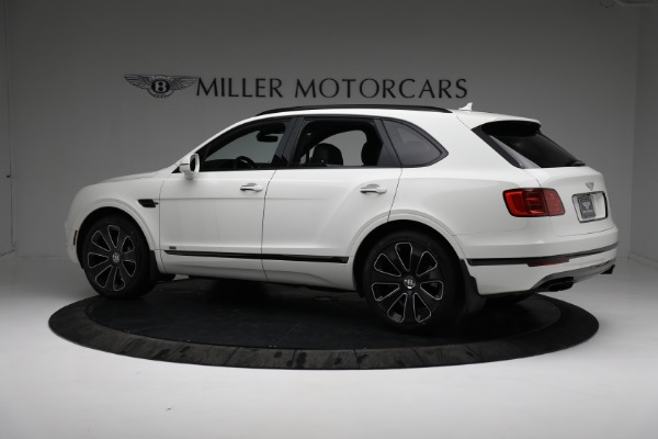 New 2020 Bentley Bentayga V8 Design Series for sale $216,860 at Pagani of Greenwich in Greenwich CT 06830 4