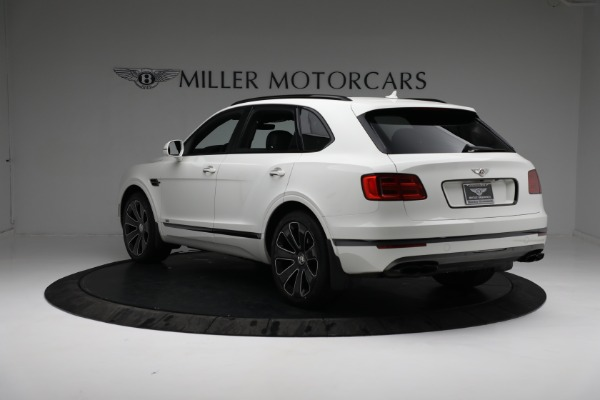 New 2020 Bentley Bentayga V8 Design Series for sale $216,860 at Pagani of Greenwich in Greenwich CT 06830 5