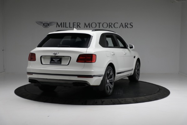 New 2020 Bentley Bentayga V8 Design Series for sale $216,860 at Pagani of Greenwich in Greenwich CT 06830 7