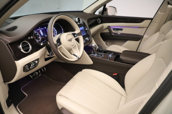 New 2020 Bentley Bentayga V8 for sale Sold at Pagani of Greenwich in Greenwich CT 06830 17