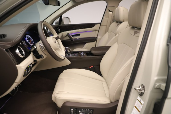 New 2020 Bentley Bentayga V8 for sale Sold at Pagani of Greenwich in Greenwich CT 06830 18