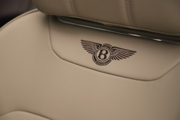 New 2020 Bentley Bentayga V8 for sale Sold at Pagani of Greenwich in Greenwich CT 06830 20