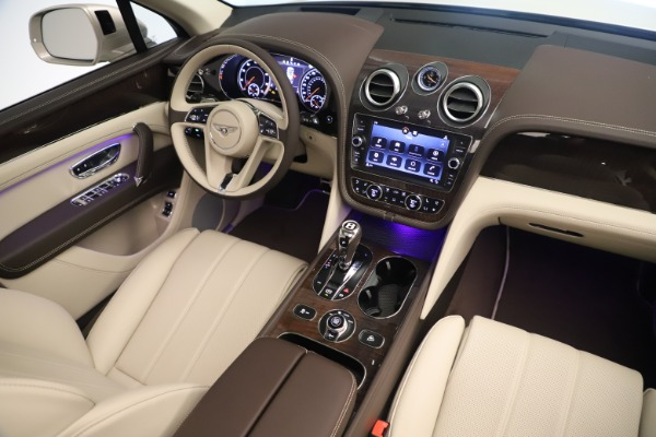 New 2020 Bentley Bentayga V8 for sale Sold at Pagani of Greenwich in Greenwich CT 06830 23