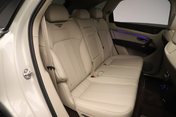 New 2020 Bentley Bentayga V8 for sale Sold at Pagani of Greenwich in Greenwich CT 06830 25