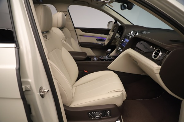 New 2020 Bentley Bentayga V8 for sale Sold at Pagani of Greenwich in Greenwich CT 06830 28