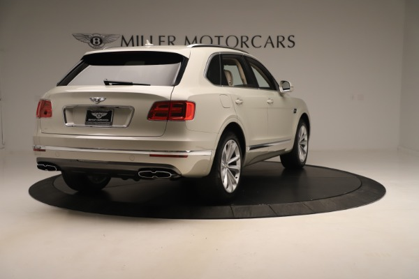 New 2020 Bentley Bentayga V8 for sale Sold at Pagani of Greenwich in Greenwich CT 06830 7