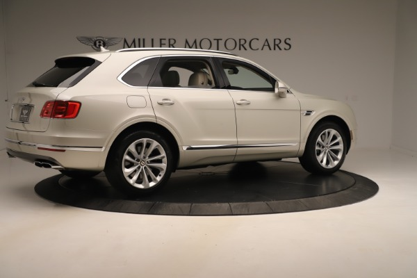 New 2020 Bentley Bentayga V8 for sale Sold at Pagani of Greenwich in Greenwich CT 06830 8