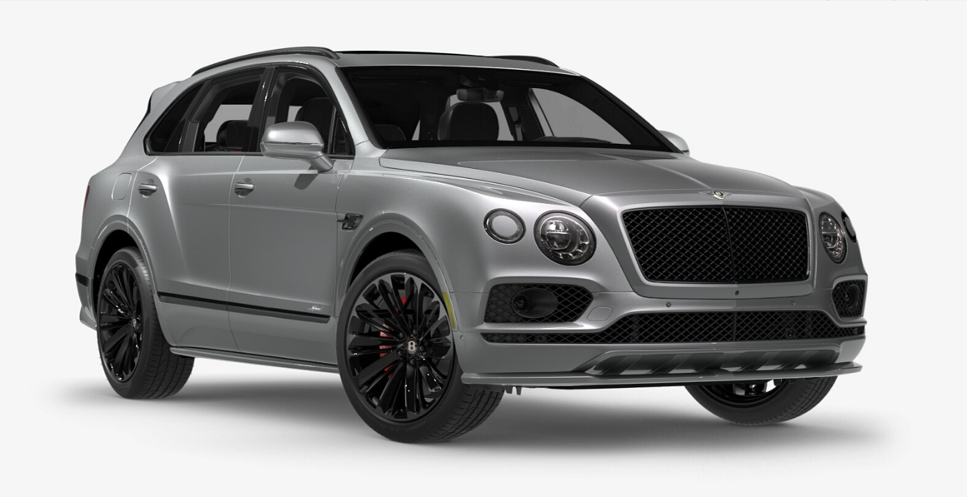 New 2020 Bentley Bentayga Speed for sale Sold at Pagani of Greenwich in Greenwich CT 06830 1
