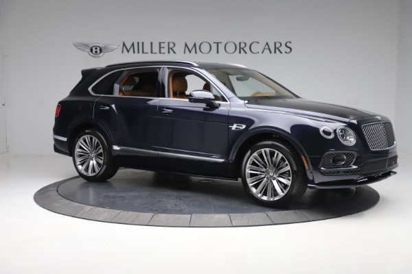 New 2020 Bentley Bentayga Speed for sale Sold at Pagani of Greenwich in Greenwich CT 06830 10