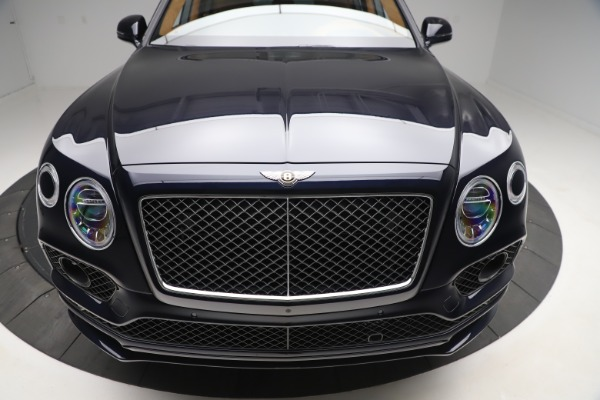 New 2020 Bentley Bentayga Speed for sale Sold at Pagani of Greenwich in Greenwich CT 06830 13