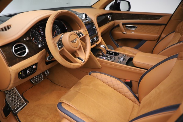 New 2020 Bentley Bentayga Speed for sale Sold at Pagani of Greenwich in Greenwich CT 06830 18
