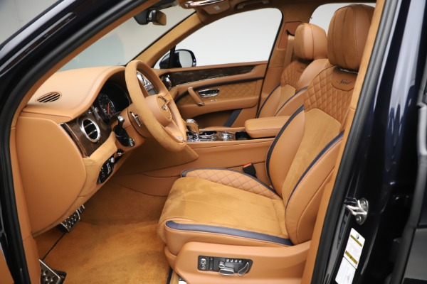 New 2020 Bentley Bentayga Speed for sale Sold at Pagani of Greenwich in Greenwich CT 06830 19
