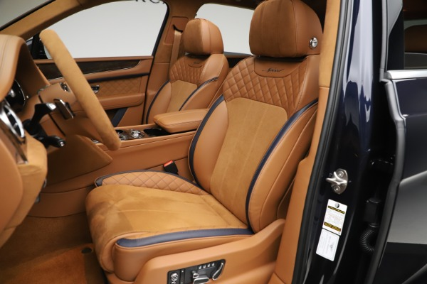 New 2020 Bentley Bentayga Speed for sale Sold at Pagani of Greenwich in Greenwich CT 06830 20