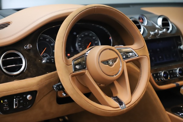 New 2020 Bentley Bentayga Speed for sale Sold at Pagani of Greenwich in Greenwich CT 06830 22