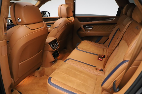 New 2020 Bentley Bentayga Speed for sale Sold at Pagani of Greenwich in Greenwich CT 06830 25