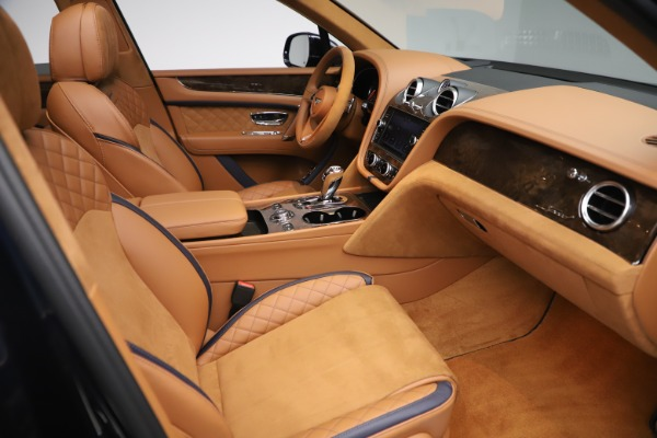 New 2020 Bentley Bentayga Speed for sale Sold at Pagani of Greenwich in Greenwich CT 06830 28