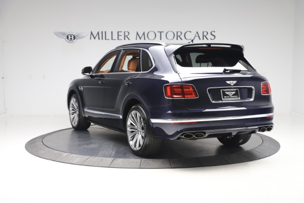 New 2020 Bentley Bentayga Speed for sale Sold at Pagani of Greenwich in Greenwich CT 06830 5